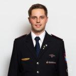 Abt.-Kommandant Sören Schäfer